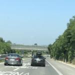 Дороги Европы, путь в Venezia Sportege 2,0 CRDI. Часть 3