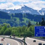 Отдых в Европе Италия — Австрия, Domaso — Wien. Часть 6